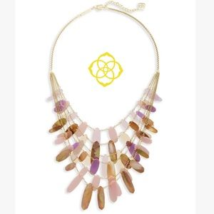 NWT Kendra Scott statement layered necklace